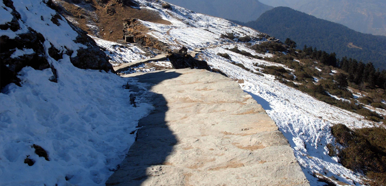 Trek to Chopta Chandrashila