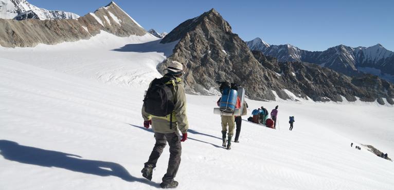 Kalindikhal Pass Trek