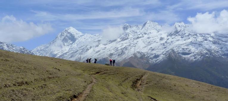 Dzongri-Trek