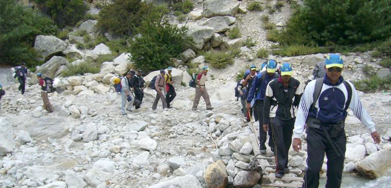 Gomukh-Tapovan-Trek