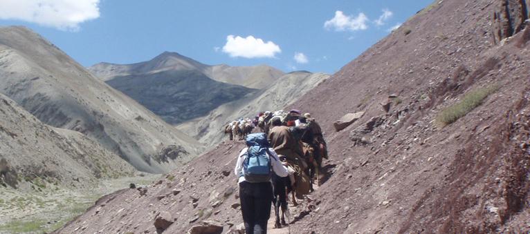 Lamayuru-Alchi-Trek