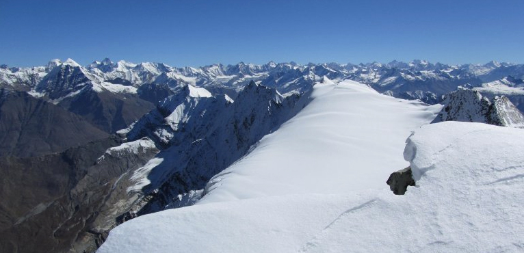 Beas-Kund-glacier