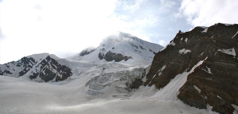 Bandarpunch-Glacier