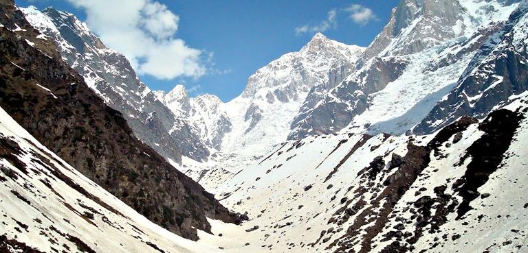 Chorabari-Bamak-Glacier