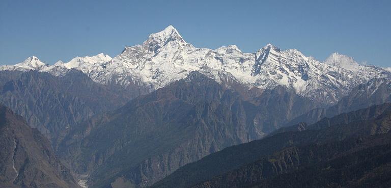 Doonagiri-Glacier