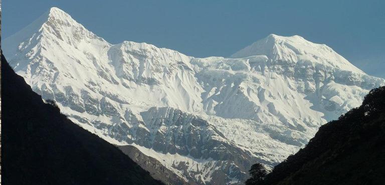 Maiktoli-glacier