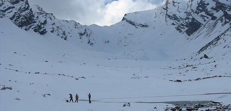 Sunderdhunga-glacier