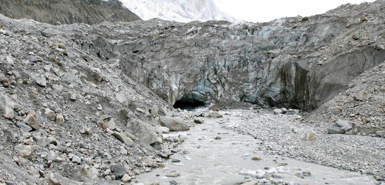 gangotri-glacier
