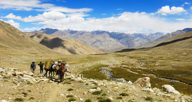 Nubra Valley Trek