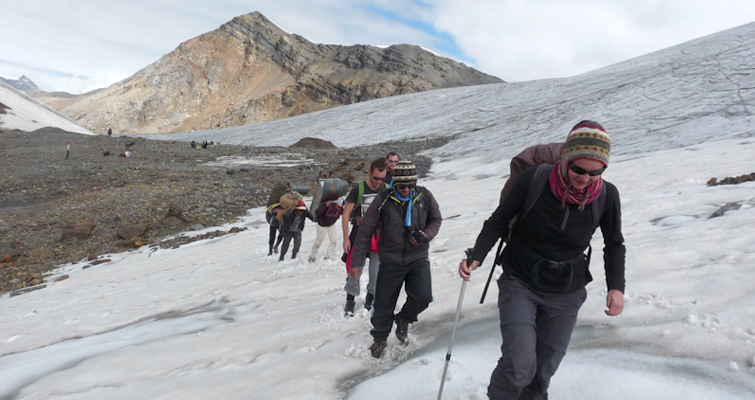 Pin Parvati Pass Trek