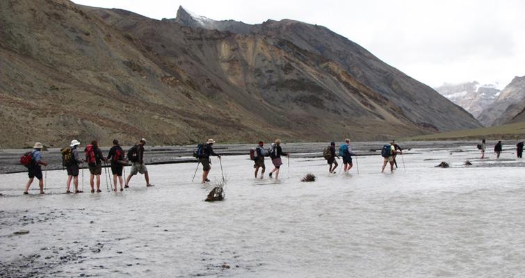 Spiti to Ladakh Trek