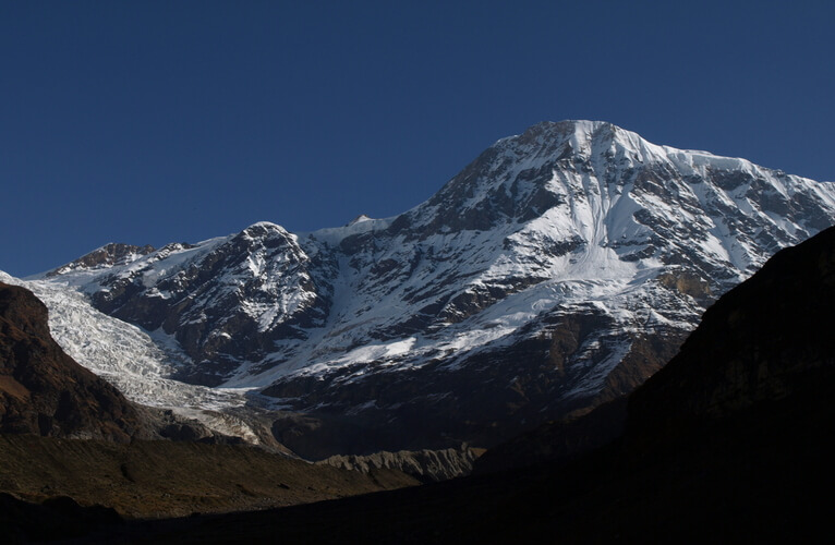 SUNDERDHUNGA BASE CAMP TREK