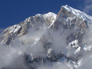 Kanchenjunga Peak Sikkim, India