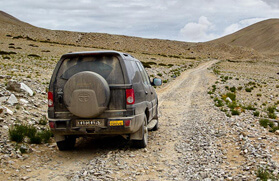 Amritsar - Dharamshala - Spiti Valley - Leh  Jeep Safari
