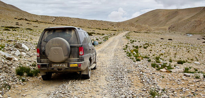 Ladakh Lamayuru Tsomoriri Lake Jeep Safari Tour