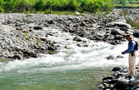 Angling in Sangla Valley