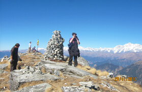 Chandrashila Summit Trek