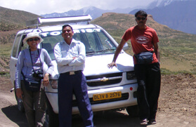 Char Dham Jeep Safari