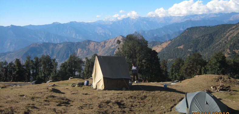 Chopta Chandrshila Trek