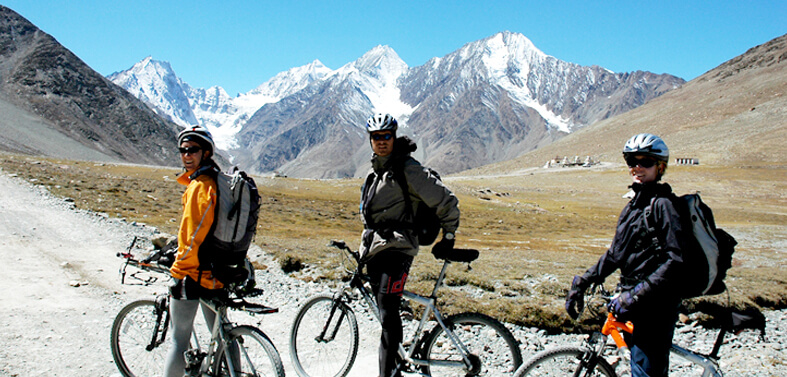 Cycling Tours in East India