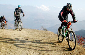 Cycling Tours East in India