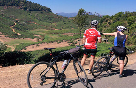 Cycling Tours South in India