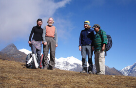 Darjeeling and Sikkim Trekking