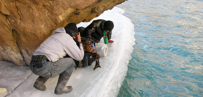 Frozen River Trekking Tours