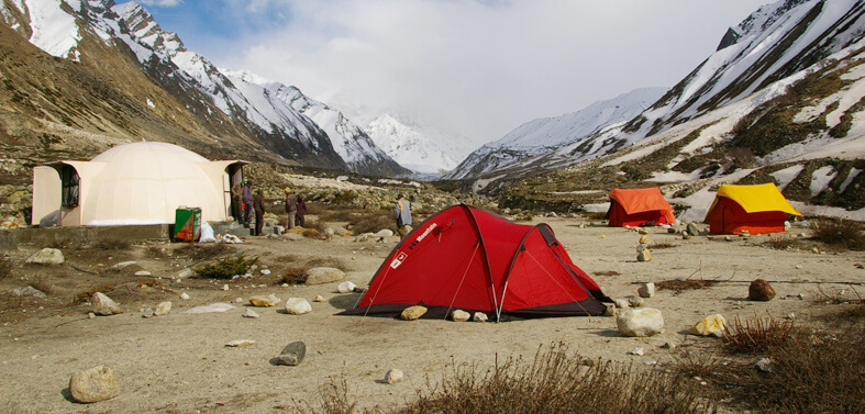 Sources of Ganges Trekking Tour