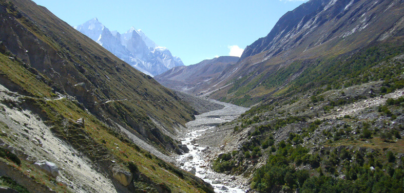 Sources of Ganges Trekking Tours