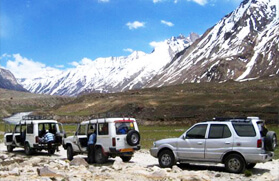 Garhwal Himalayan Jeep Safari Tours
