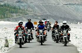 Garhwal Motor Bike Tours