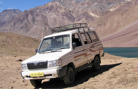 Himachal Jeep Safari Tours