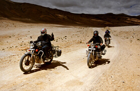 Himachal Motor Bike Tours
