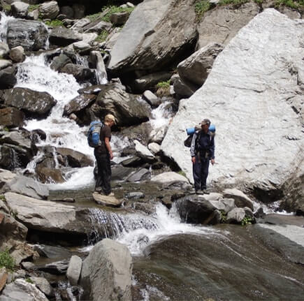 Indrahar Pass Trek