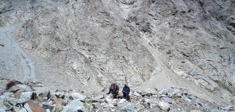 Trek to Kinner Kailash