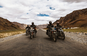 Kumaon Motor Bike Tours