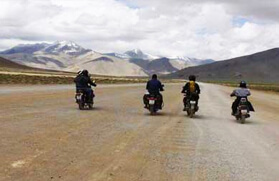 Ladakh Motor Bike Tours