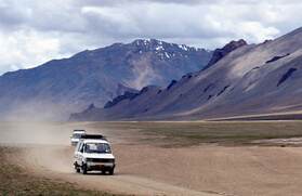 Ladakh - Srinagar Jeep Safari