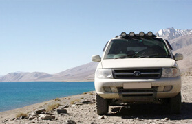 Ladakh with Lamayuru & Tsomoriri Lake Jeep Safari Tour