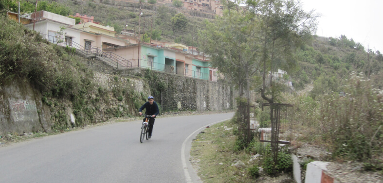 Mountain Biking Holidays in Kumaon