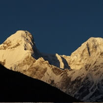 Nanda Devi East Base Camp