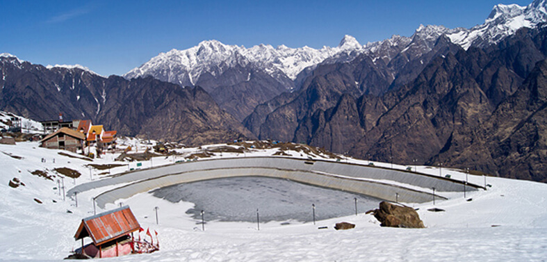 Auli Snow View Trekking Tours