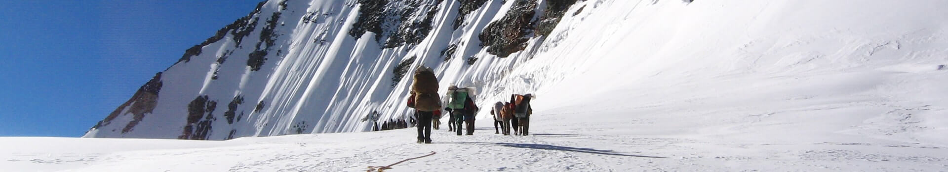About Trekking in India