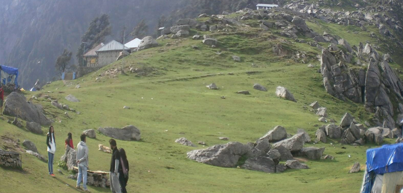 Dharamshala to Triund Trekking